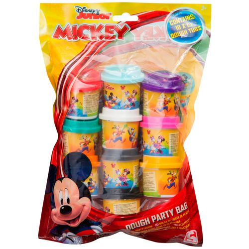 Mickey Mouse Pack Botes Plastilina