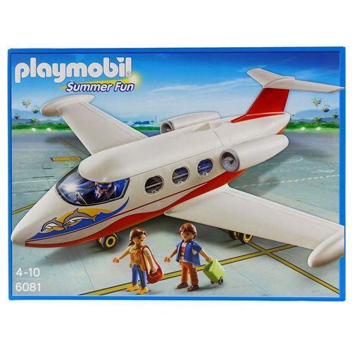 Playmobil Summer Fun Avión de Vacaciones