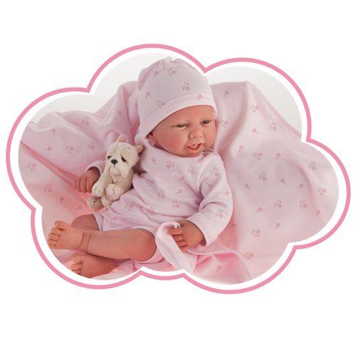 Muñeco Bebé Reborn Candy Serie Limitada