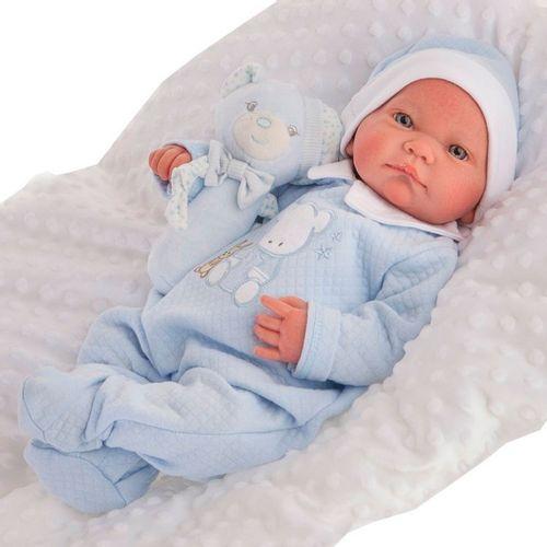 Muñeco Bebé Reborn Nice Serie Limitada