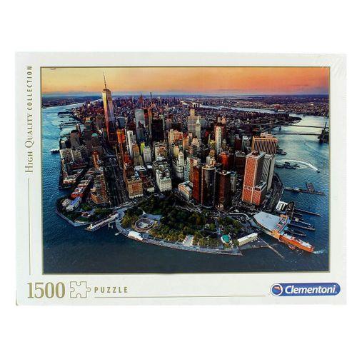 Puzzle Nueva York 1500 Piezas