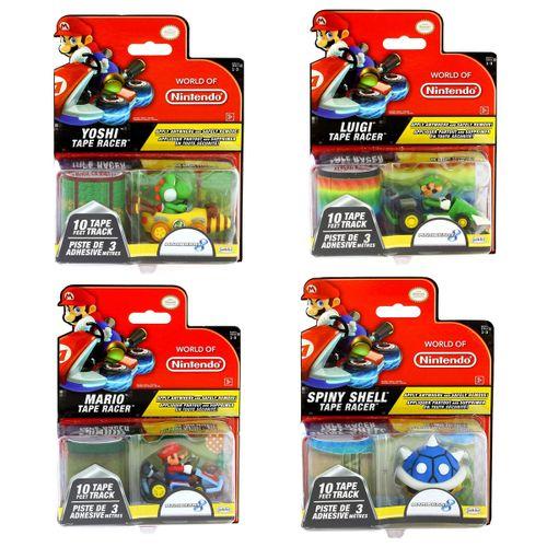Mario Kart Mini Coches Surtidos