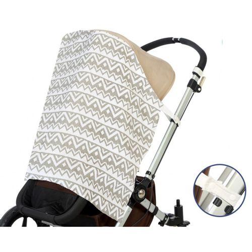 Cubre silla de paseo de gasa