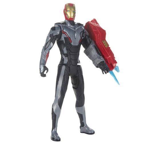 Los Vengadores Figura Titan Hero FX Iron Man