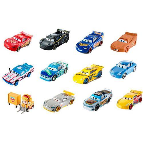 Cars 3 Vehículos Surtidos