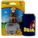 Playmobil-123-Cuidadora-con-Elefante_3