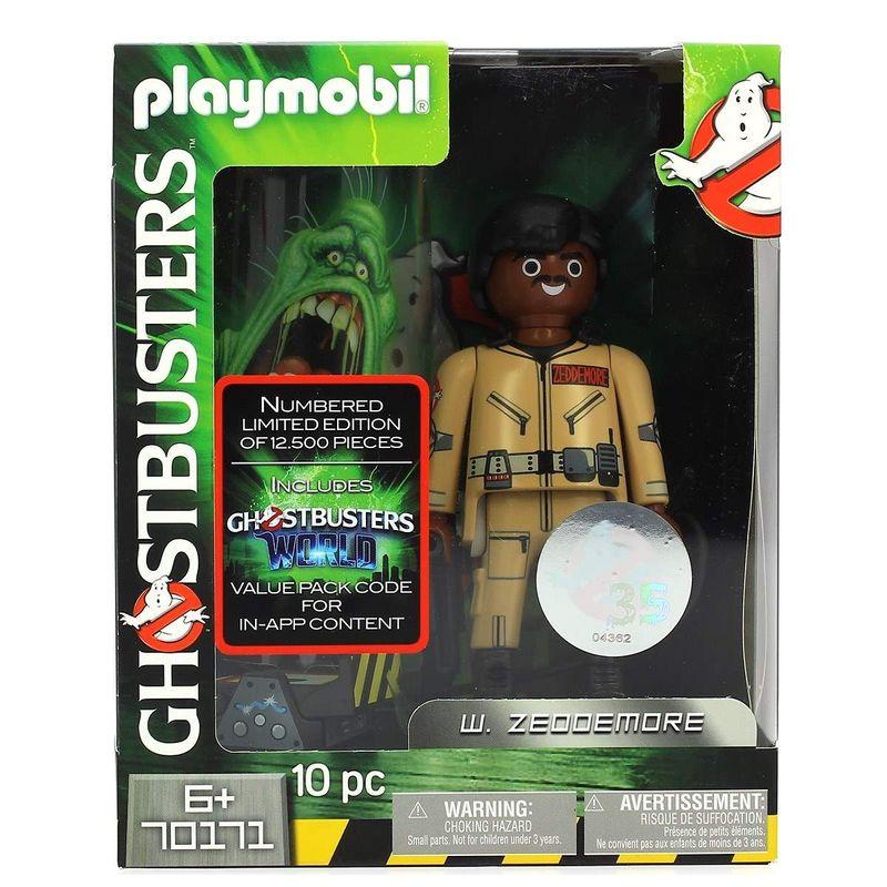 Playmobil-Ghostbusters-Figura-Zeddemore