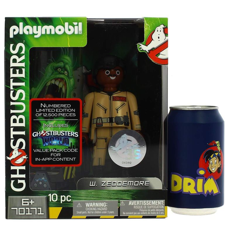 Playmobil-Ghostbusters-Figura-Zeddemore_3