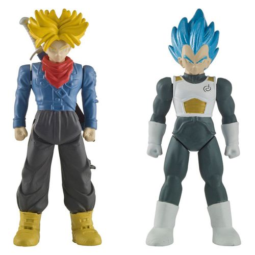 Dragon Ball Combate Pack SS Vegeta & SS Trunks