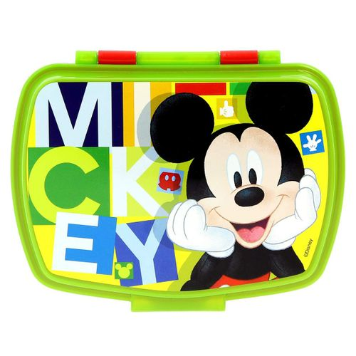 Sandwichera New Mickey Mouse