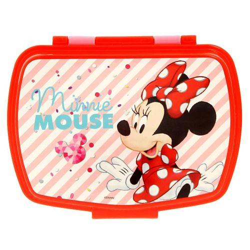 Sandwichera New Minnie Mouse