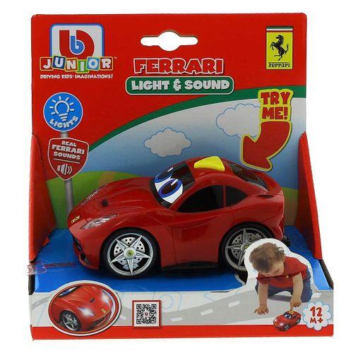 Ferrari Berlinetta Vehículo Luces y Sonidos