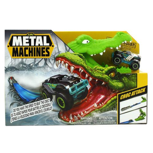 Metal Machines Pista Cocodrilo