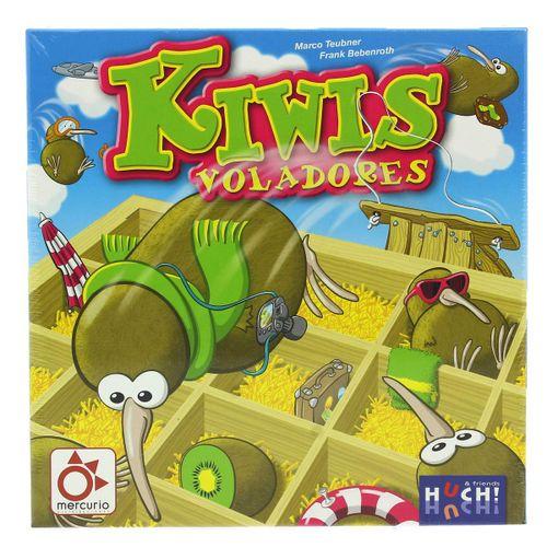 Juego Kiwis Voladores