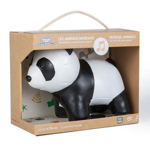 Musical Oso Panda Lucas