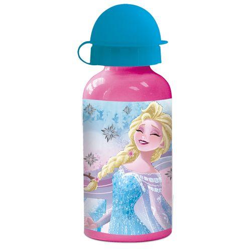 Botella de Aluminio 400 Ml Frozen