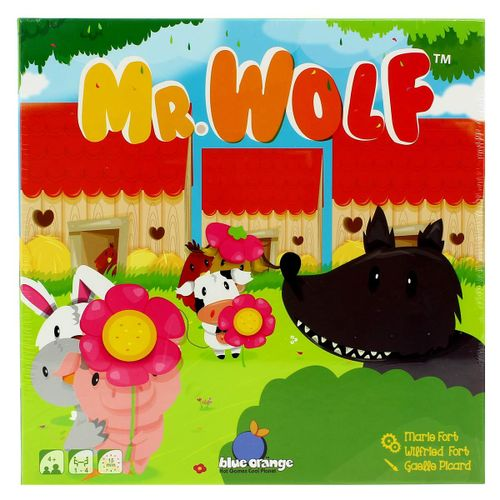 Juego Mr.Wolf