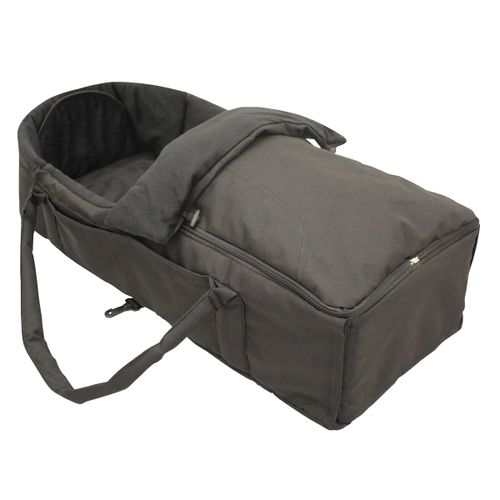 Capazo universal Soft Carrycot Black