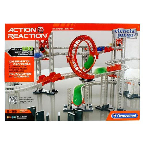 Action & Reaction Kit Crazy Domino