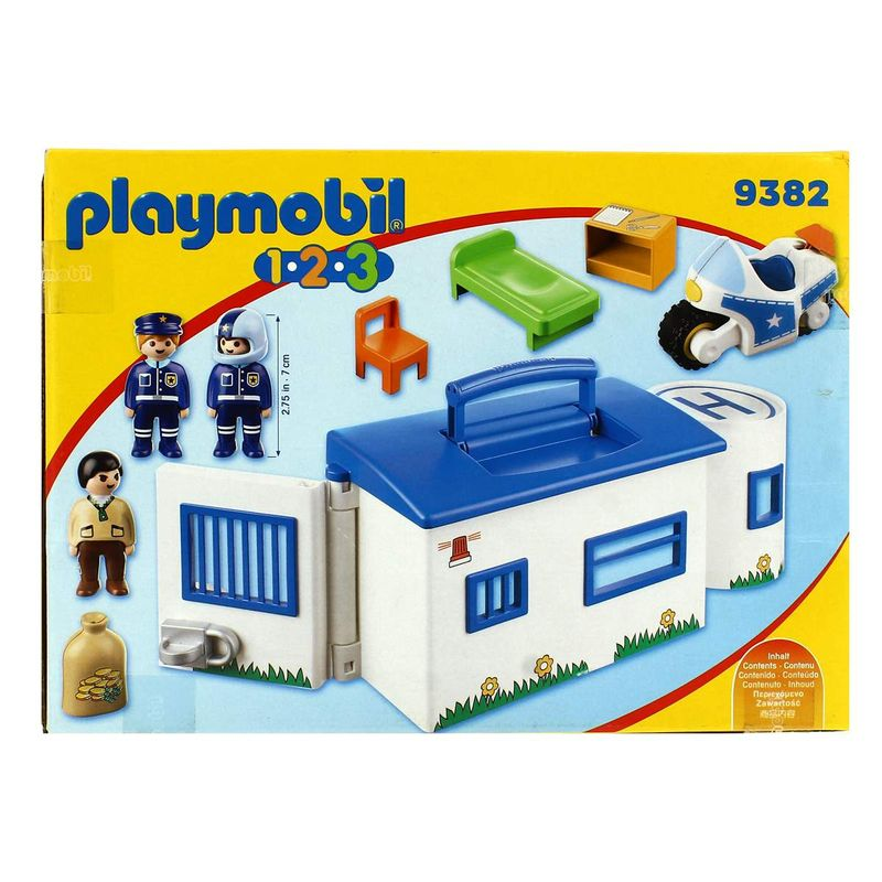 Playmobil-123-Comisaria-de-Policia_2