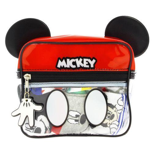 Pack de 6 pares de calcetines Mickey 2-3 años