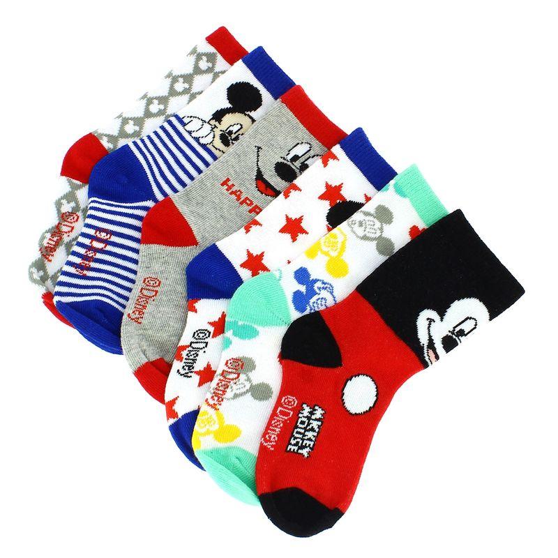 Pack-de-6-pares-de-calcetines-Mickey-5-6-años_1