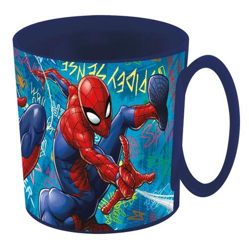 Taza con Asas 350 Ml Spiderman