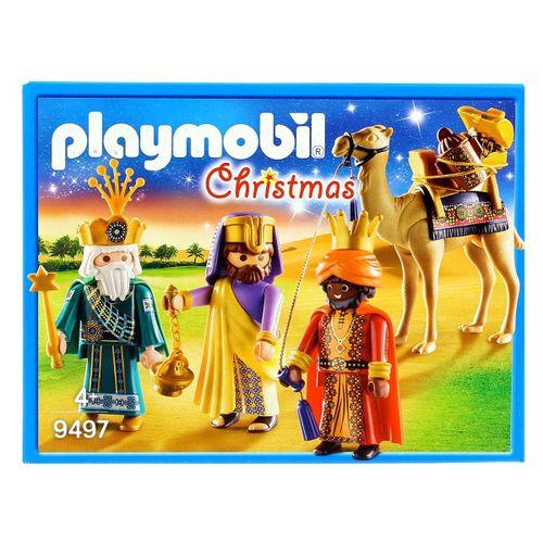 Playmobil Christmas Reyes Magos