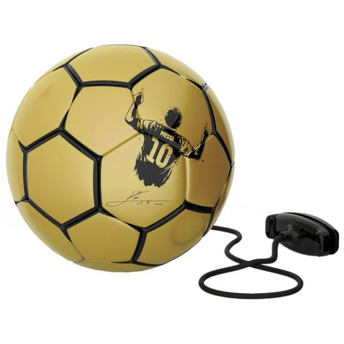Messi Training Balón de Entrenamiento Edición Oro