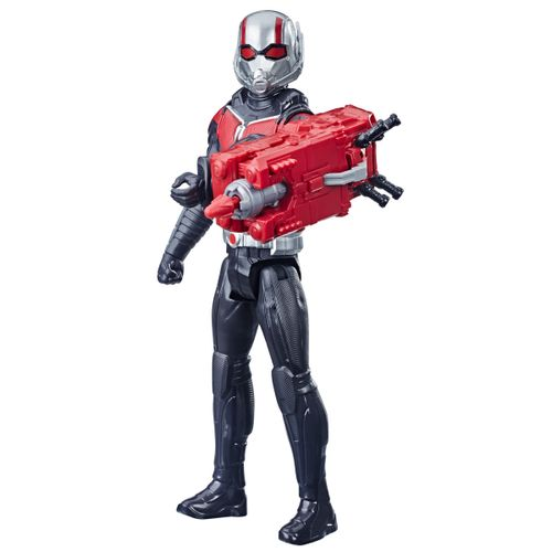 Los Vengadores Titan Hero Series Figura Ant-Man FX