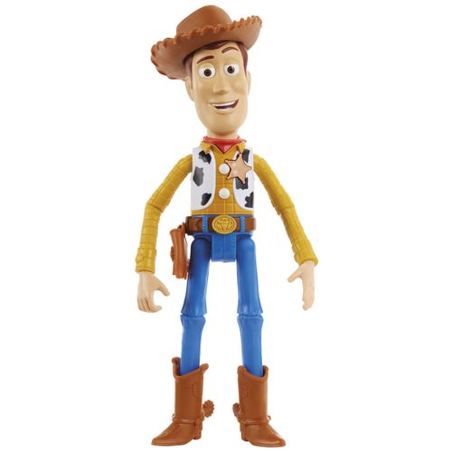 Toy Story 4 Woody Hablando