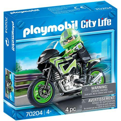 Playmobil City Life Moto