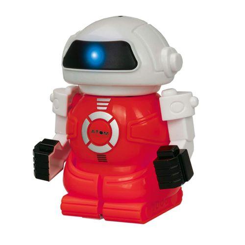 Robot Atom Rojo