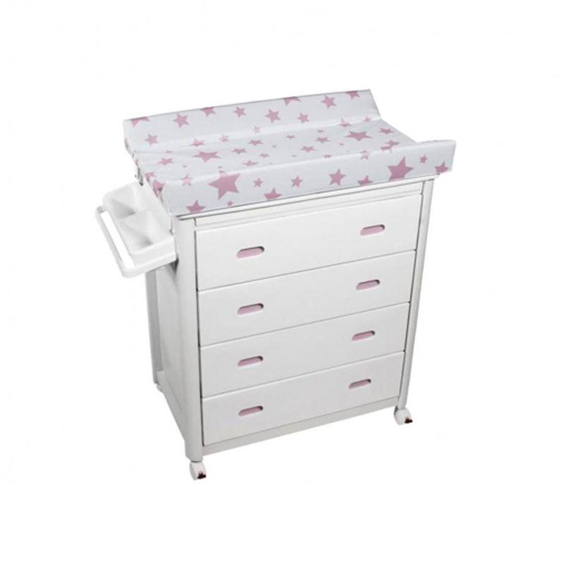 Mueble-Bañera-con-Cajones-Blancos-Estrella-Rosa