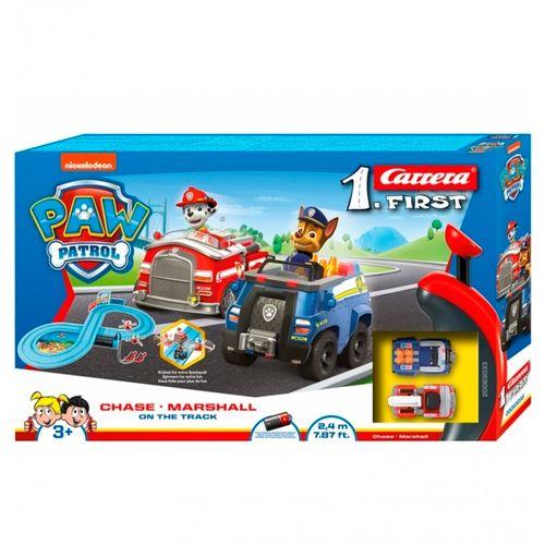 Circuito Carrera First Paw Patrol 2.4m