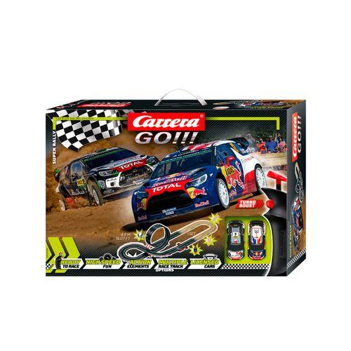 Circuito Carrera Go Super Rally  4.9 H3
