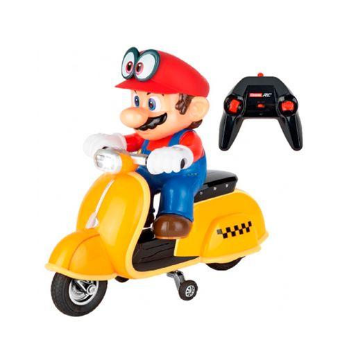 Moto R/C Scooter Mario 1:20