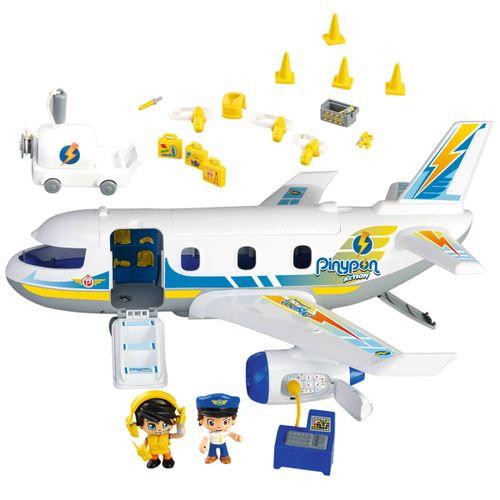Pinypon Action Emergencia en el Avión