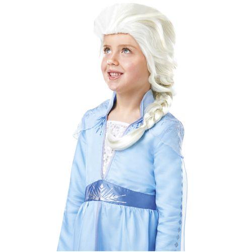 Frozen 2 Peluca Elsa