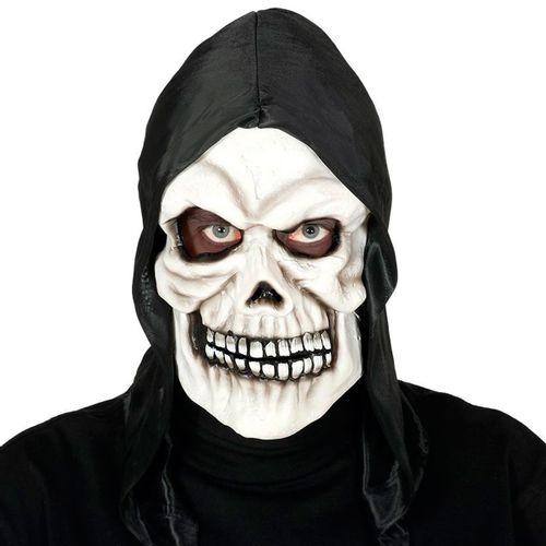 Máscara Calavera con Capucha