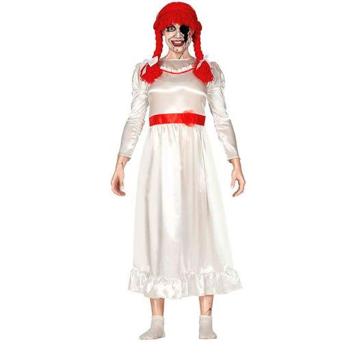 Disfraz Muñeca Diabólica Adulto