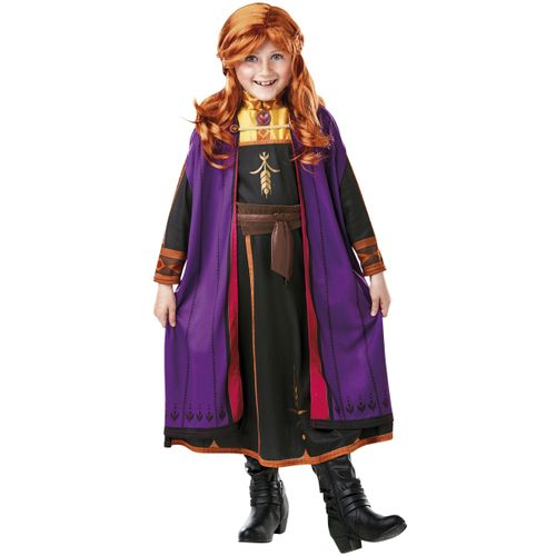 Frozen 2 Anna Disfraz en Caja