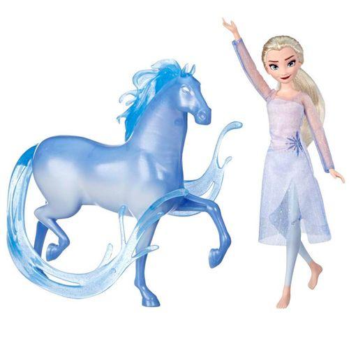 Frozen 2 Muñeca Elsa y Nokk