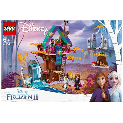 Lego Frozen 2 Casa del Árbol Encantada