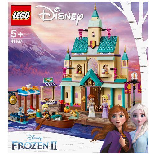 Lego Frozen 2 Aldea del Castillo de Arendelle