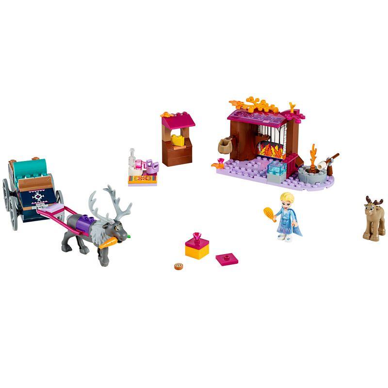 Lego-Frozen-2-Aventura-en-Carreta-de-Elsa_1