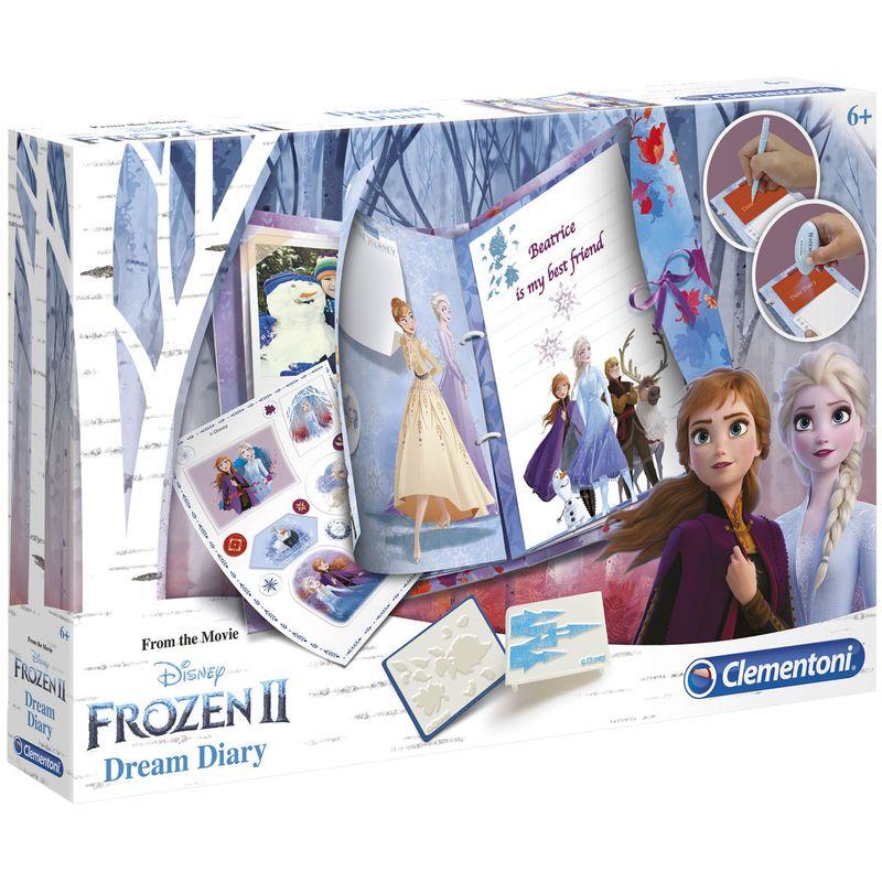 Frozen-2-Diario-Dream