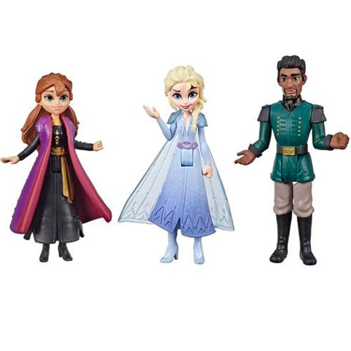 Frozen 2 Pack Deluxe Mini Compañeros de Viaje