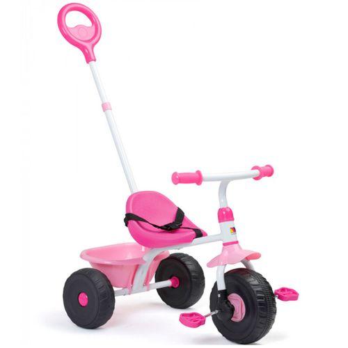 Triciclo Urban Trike 3 en 1 Rosa