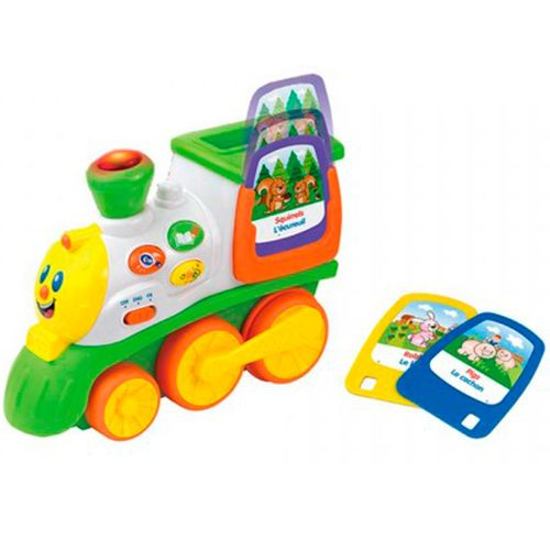 Mi Primera Locomotora Infantil